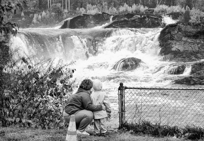 The Androscoggin was once one of the dirtiest rivers in the nation, but now it's a place for recreation, thanks to the Clean Water Act.