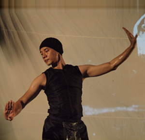 Sunon Wachirawarakarn will present new work at the Bates Dance Festival.
