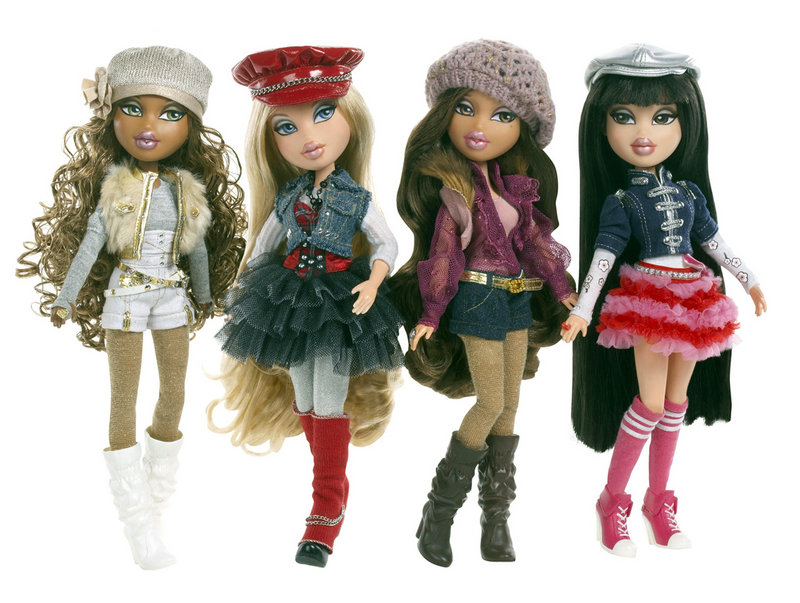 The Bratz dolls, aimed at girls age 9 to 11 and which sold well when they debuted in 2001, have been the subject of a long and back-and-forth legal battle that began in 2004.