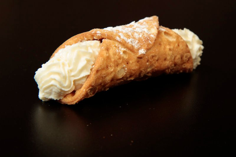 Cannoli from Exchange St. Cafe