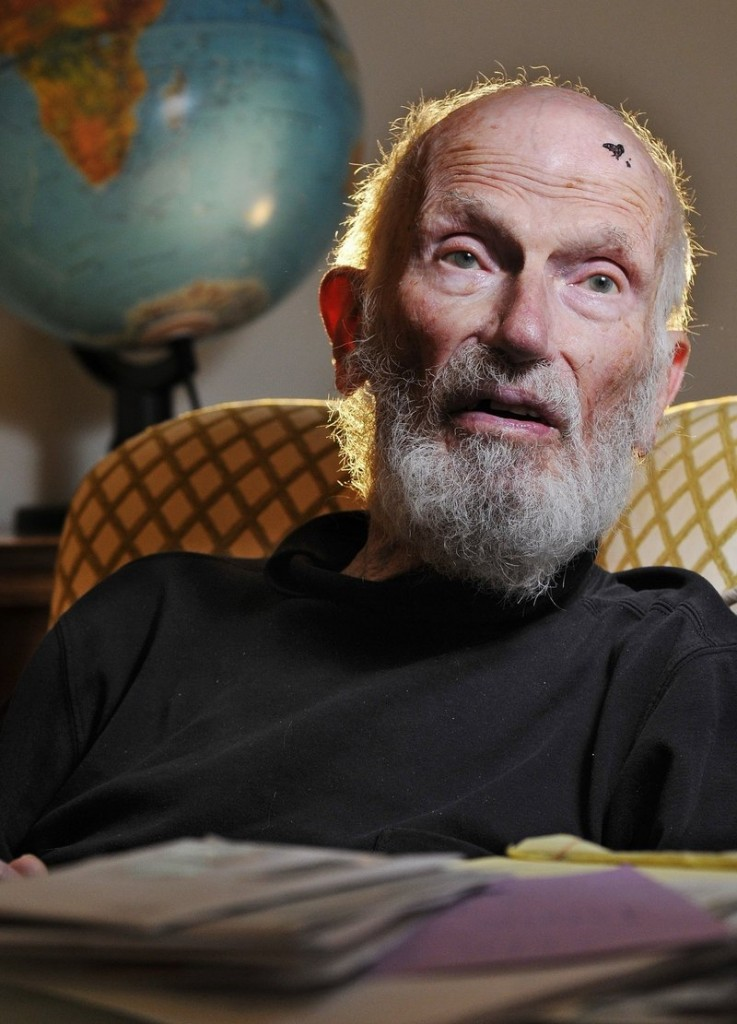 Norman Morse died with dignity in hospice