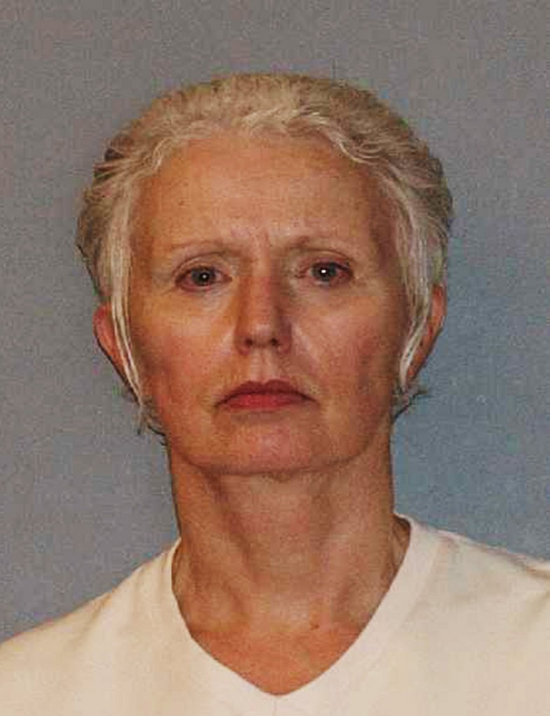 Catherine Greig is shown in an undated photo from the U.S. Marshals Service. She allegedly spent 16 years on the run with Whitey Bulger.