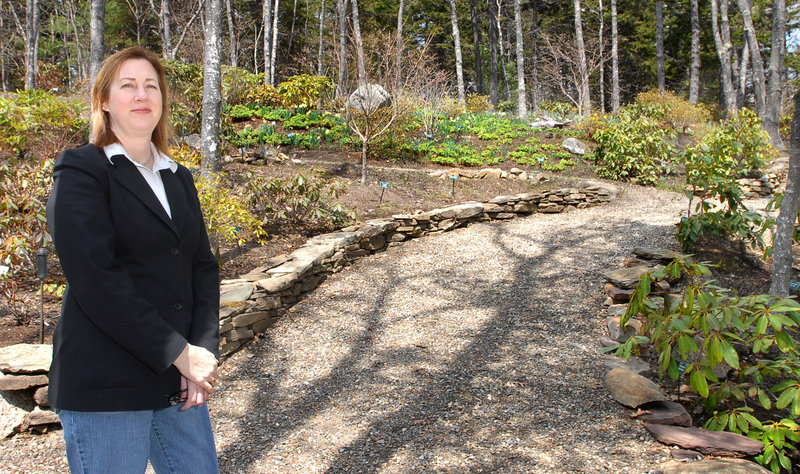 Maureen Heffernan, executive director of Coastal Maine Botanical Gardens for eight years, will be leaving the position in mid-September.