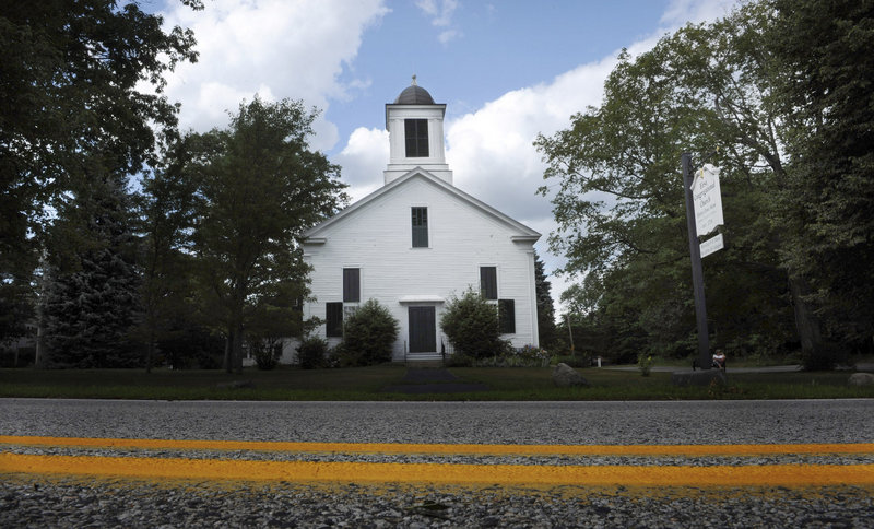 Built in 1730, the First Congregational Church of Kittery Point on Pepperrell Road in Kittery is the oldest church building in continuous use in Maine. The town itself was settled in 1623 and incorporated in 1647.
