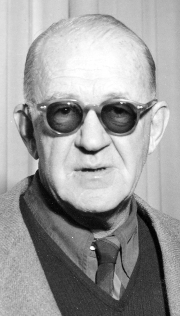 John Ford, the film director, who died at age 79 in 1973