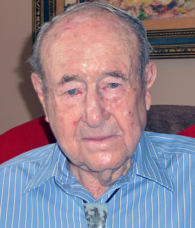 Will Miles Clark turned 107 last week, four years before his driver's license expires.