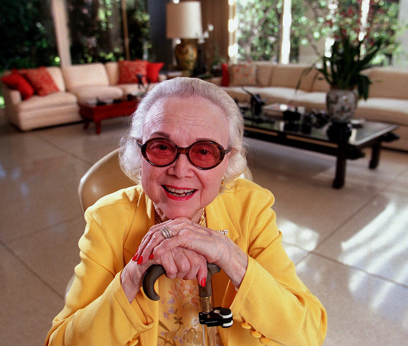 Edie Wasserman, widow of Hollywood mogul Lew Wasserman, has died. An indefatigable philanthropist, she was 95.