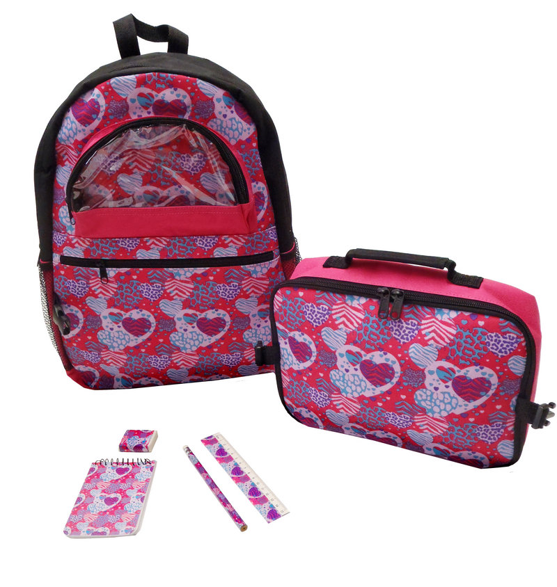 The Everything Day Bag is a backpack, lunch bag and stationery kit all in one, and sells for $13.88 at Walmart.