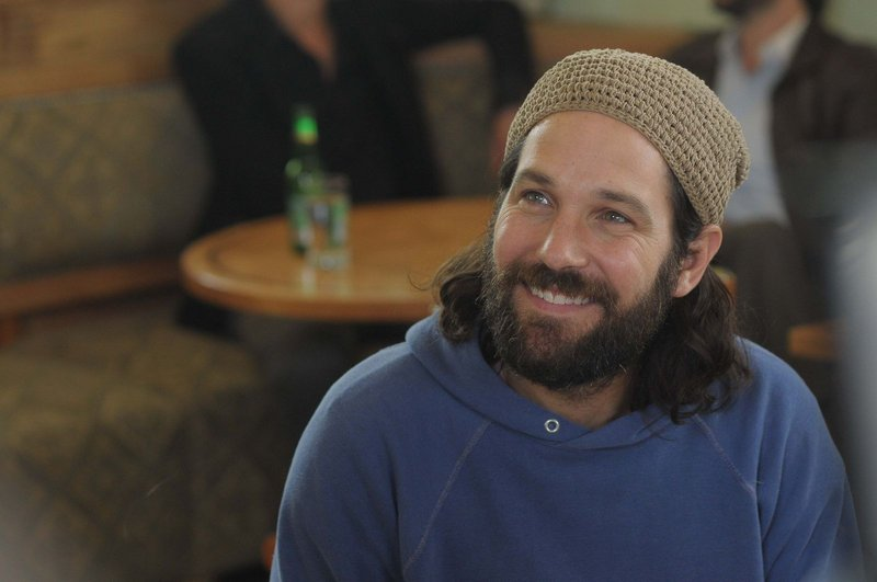 Paul Rudd, above, says of Ned, his character in