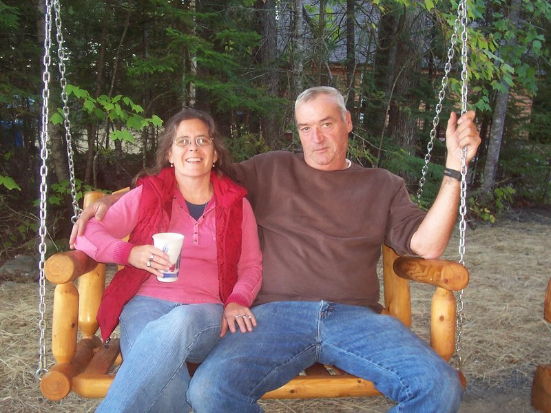 Becky and Peter Gregoire, who were married for 35 years, co-owned Gregoire's Campground on Sanford Road in Wells.