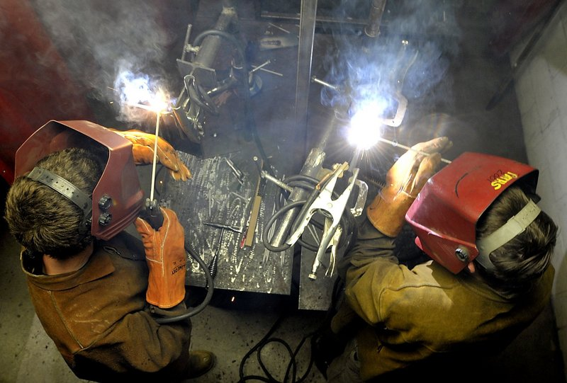 The Maine Community College System offers a program that provides customized work force training.