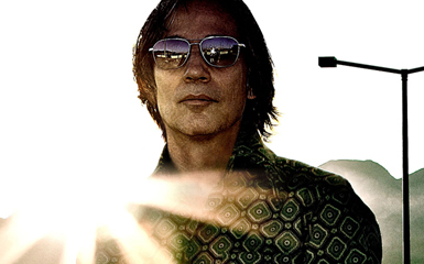 Jackson Browne performs at Merrill Auditorium in Portland on Oct. 5.