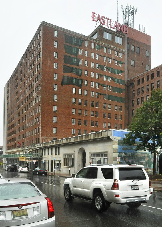 The 84-year-old Eastland Park Hotel on High Street in Portland was sold in March and will be renovated.