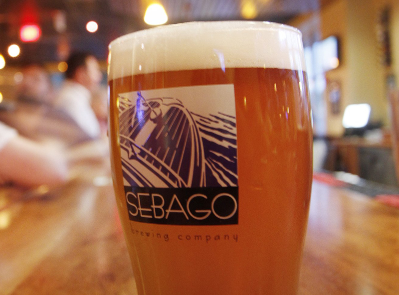 Sebago Brewing Co. is a sponsor of the festival.