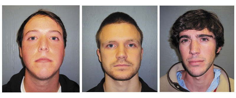 From left to right: Taggert Martin, Mads Ydemark, Christopher Boghossian