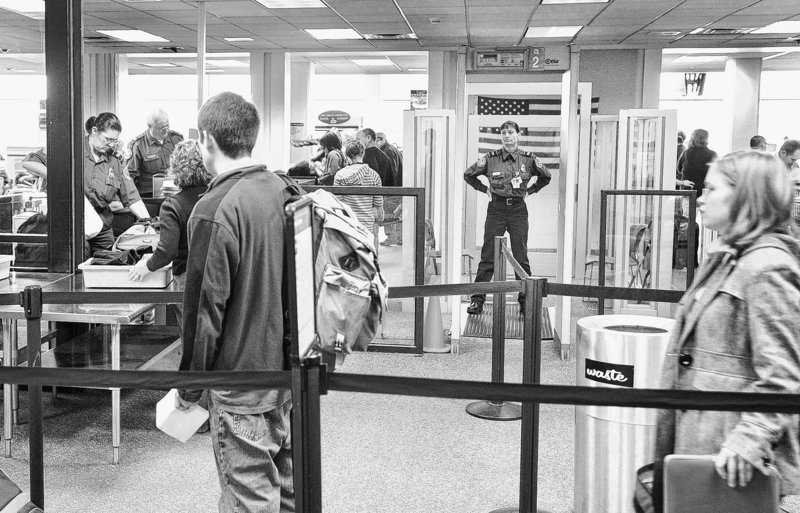 Long screening lines at airports shouldn't be the only response to 9/11.