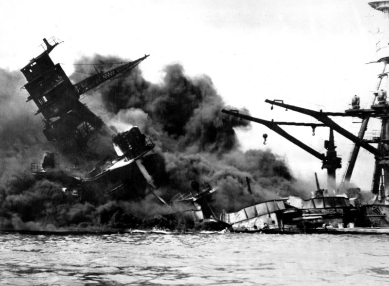When The Washington Post printed this photo 10 years after Pearl Harbor, it wasn't primarily to remind readers about the attack.