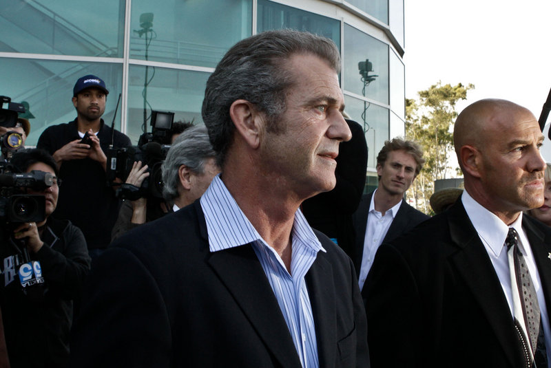 Actor Mel Gibson, who reportedly made anti-Semitic remarks in 2006, is producing a movie about the life of Jewish hero Judah Maccabee.