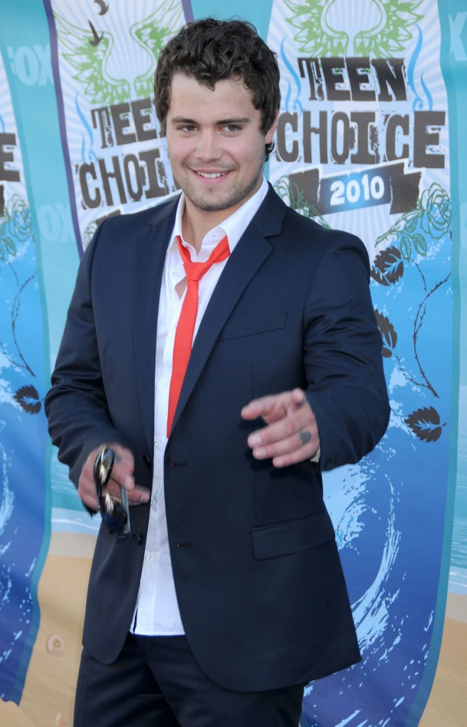 Levi Johnston, shown attending Teen Choice 2010, claims in his upcoming book that Bristol Palin wanted to get pregnant.