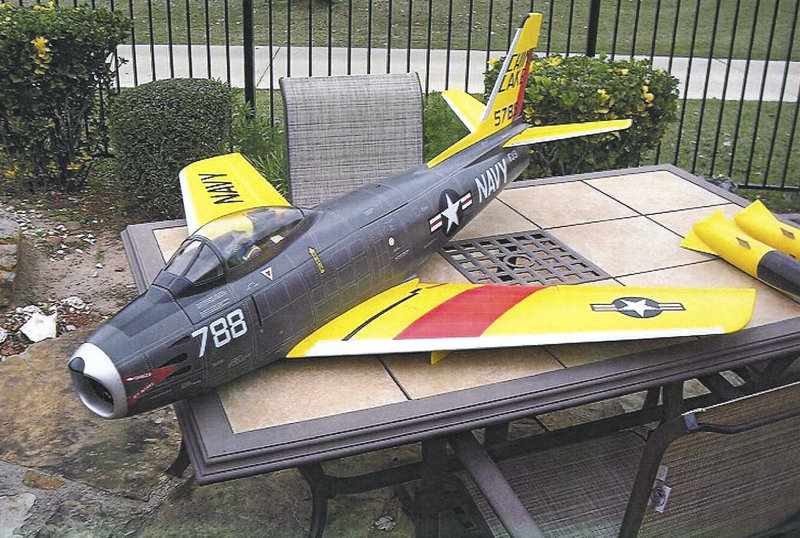 The U.S. Justice Department released this photo of a remote-controlled aircraft similar to the one suspect Rezwan Ferdaus allegedly plotted to use in an attack on the Penagon and Capitol.