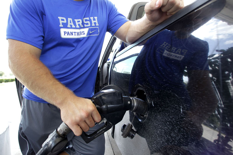 Some motorists are paying more than the posted price for gas at some service stations, Maine officials reported this week.