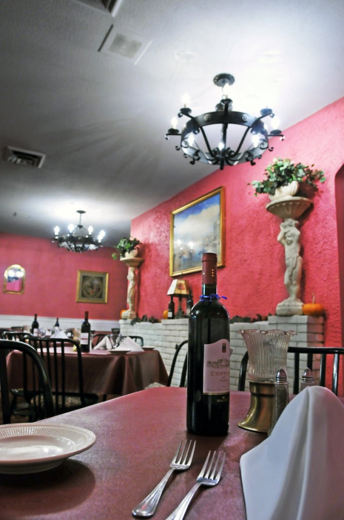 Maria's at 337 Cumberland Ave., Portland, offers a nostalgic and enjoyable throwback to the past, with substantial portions of traditional Italian dishes, moderately priced.