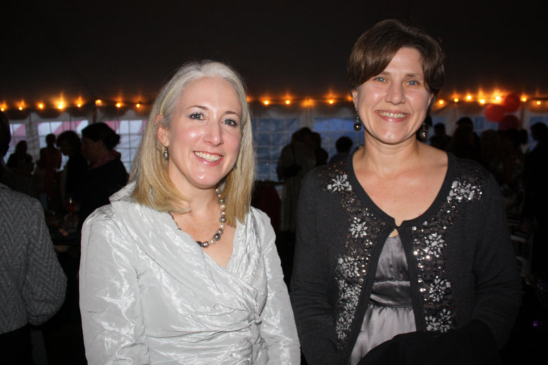 Sarah Holland, M.D., who is a plastic surgeon, and Nina Edwards, M.D., who is a general surgeon