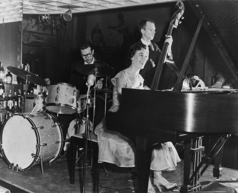 McPartland with the Hickory House Trio in New York in 1954. McPartland, bassist Bill Crow and drummer Joe Morello performed at the Hickory House, a legendary jazz spot, throughout the 1950s, along with the likes of Benny Goodman and Duke Ellington.