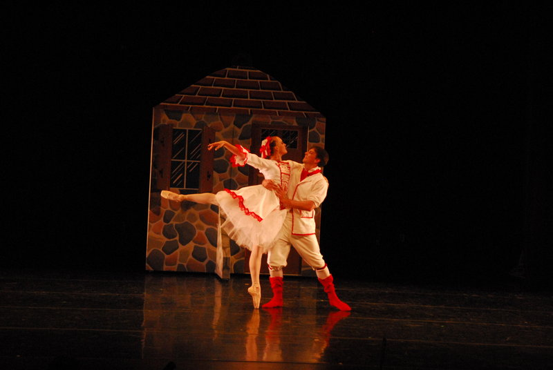 "PORTLAND BALLET'S ""THE LEGEND OF SLEEPY HOLLOW"""