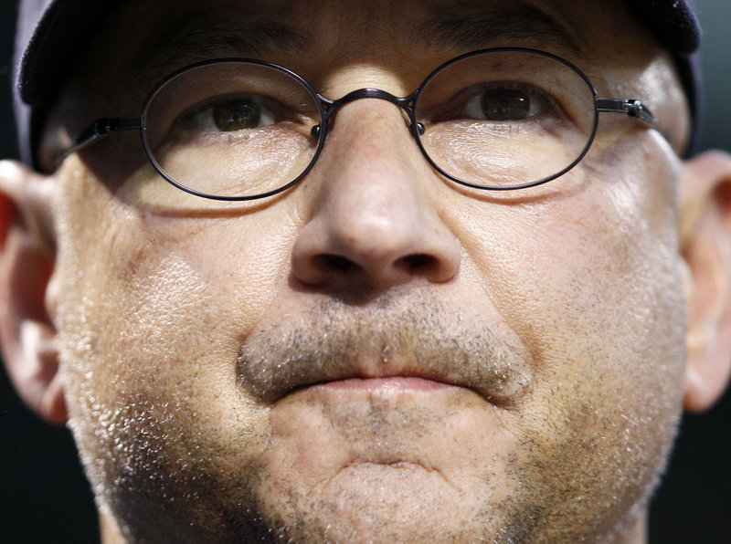 Terry Francona presided over a clubhouse culture with the Boston Red Sox that reportedly included apathetic players who munched on fried chicken during games.