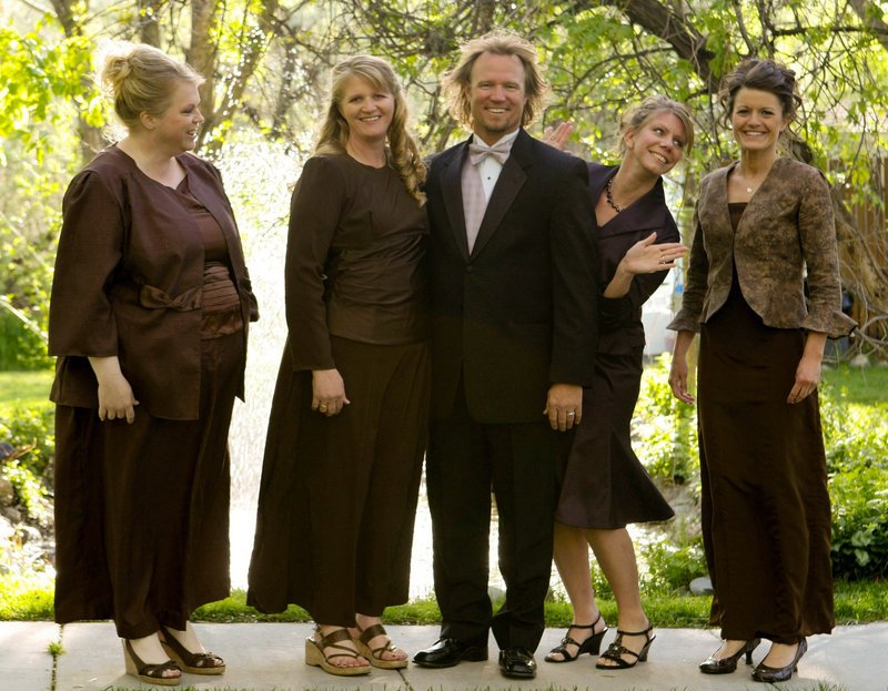 "Kody Brown and his wives Janelle, Christine, Meri, and Robyn star in ""Sister Wives,"" TLC's reality TV show about polygamy. In new federal court papers, Brown and his wives say they've suffered ""reputational"" harm from a police investigation last year."