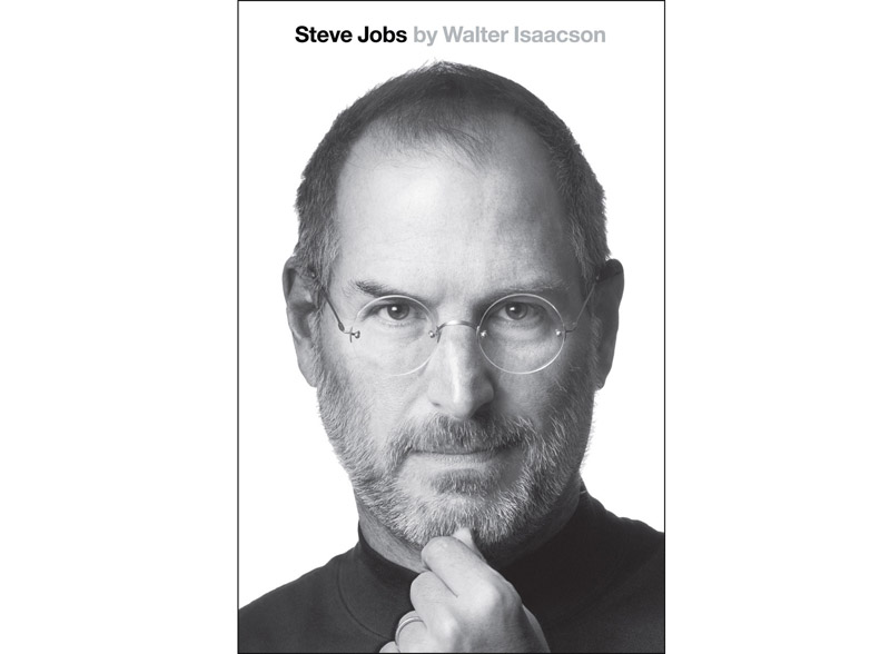 """Steve Jobs"" by Walter Isaacson will be published Monday. The co-founder of Apple gave numerous interviews for the book."