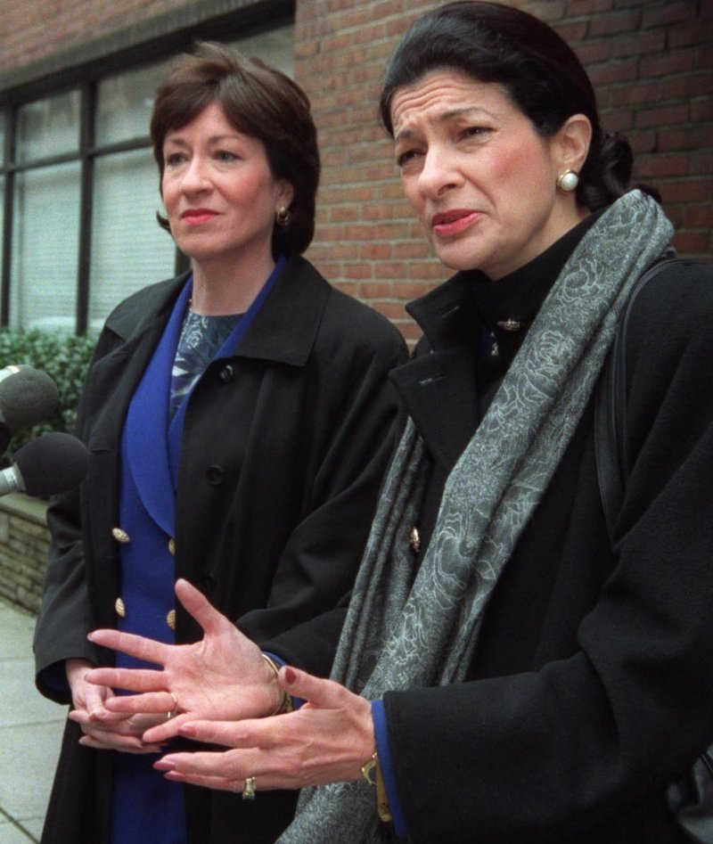Sens. Susan Collins, left, and Olympia Snowe should have supported President Obama's jobs plan, a letter writer says.
