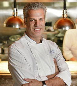Chefs Eric Ripert, above, and Anthony Bourdain, below, will speak at Merrill Auditorium in Portland on Nov. 3.