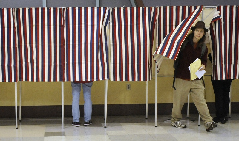 Maine voters made their feelings known on a variety of issues Tuesday.