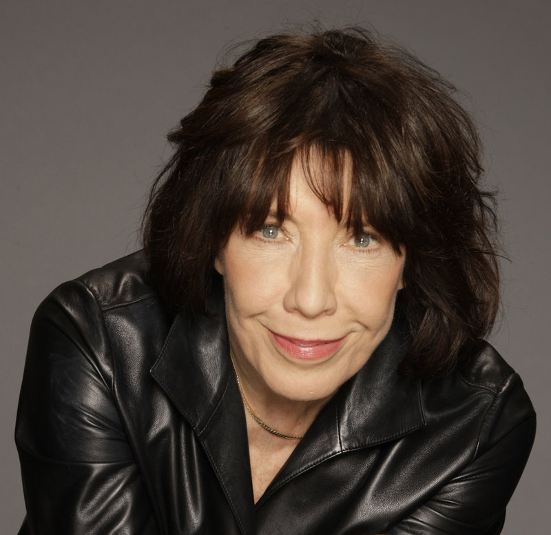 "Lily Tomlin, who will be at Portland's State Theatre on Tuesday, says the audience can expect appearances by her much-loved ""Laugh-In"" characters."