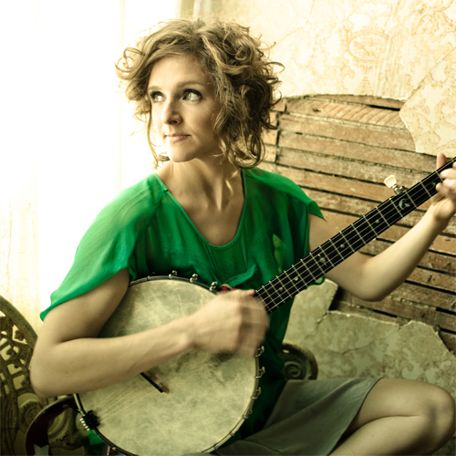 Singer-songwriter Abigail Washburn performs on Friday in Rockland and on Tuesday in Portland.