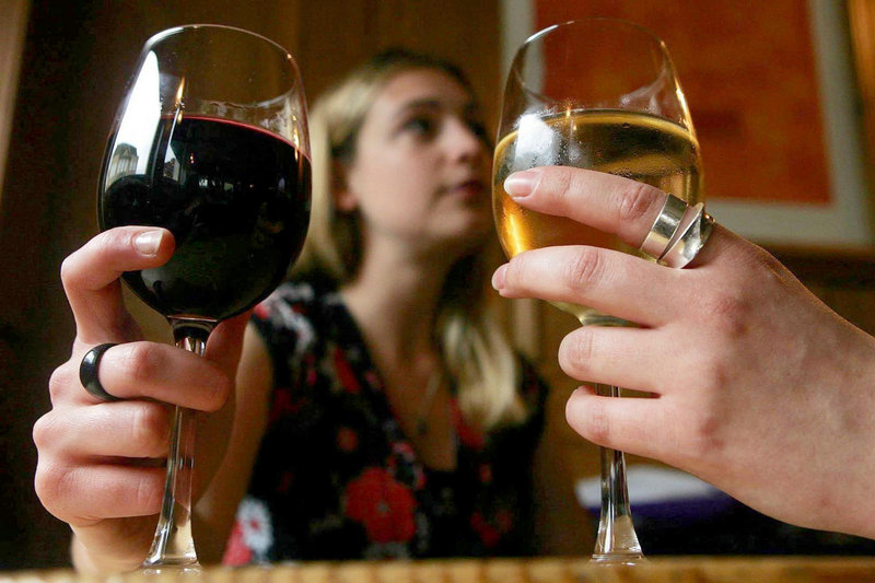 While alcohol consumption appears to increase the risk of breast cancer, it can also lower the risk of heart attacks.