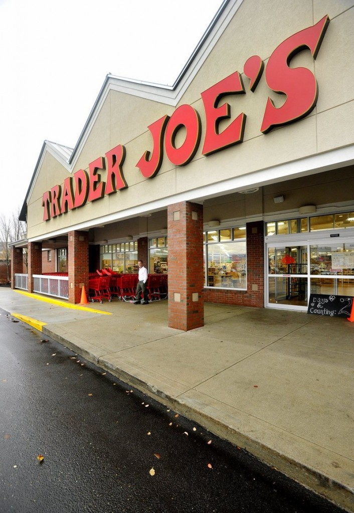 The Trader Joe's in Portland is in a space formerly occupied by Wild Oats and is a bit larger than the company's other stores. The selling floor is about 17,000 square feet.