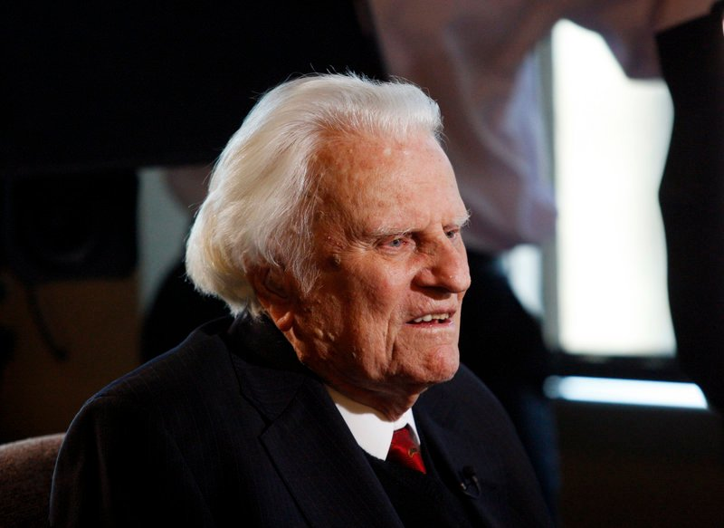"""I fought growing old in every way,"" the Rev. Billy Graham says in his new book, ""Nearing Home."" The evangelist celebrates his 93rd birthday today."