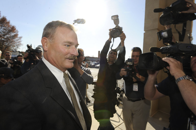 Gary Schultz: One of two former Penn State administrators facing cover-up and perjury charges.