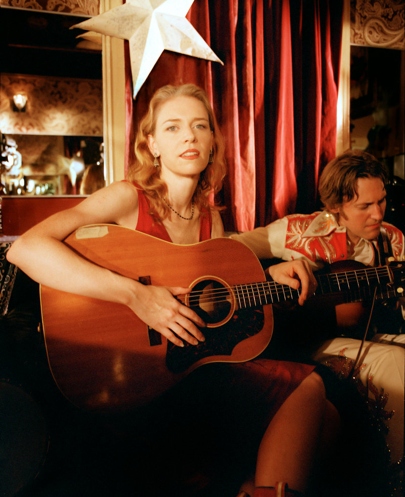 Tickets for Gillian Welch's Dec. 12 concert at Boston's Wilbur Theatre go on sale Friday. Welch also performs on Nov. 27 at the State Theatre in Portland.