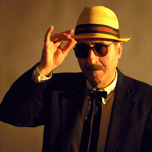 Leon Redbone is at One Longfellow Square in Portland on Friday.