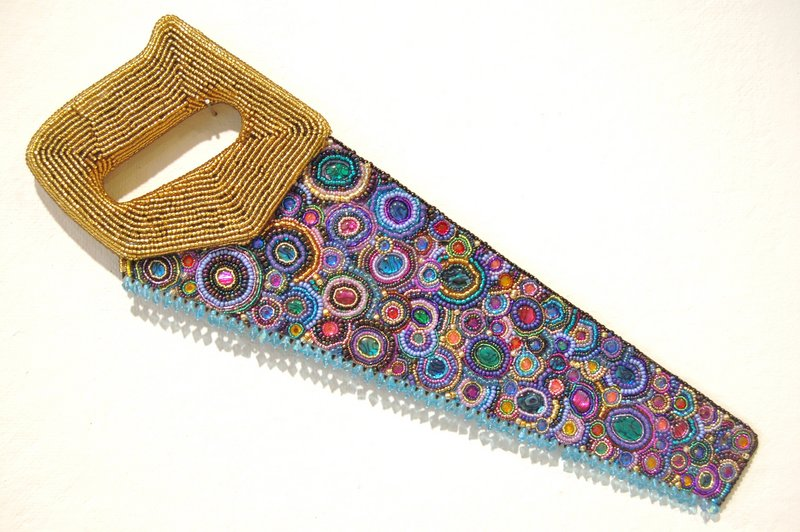 Barbara Emerson's beaded