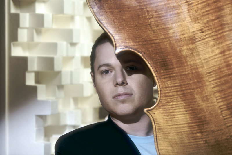 Matt Haimovitch, a concert cellist who made his debut at the age of 13, is now a music professor at McGill University in Montreal.
