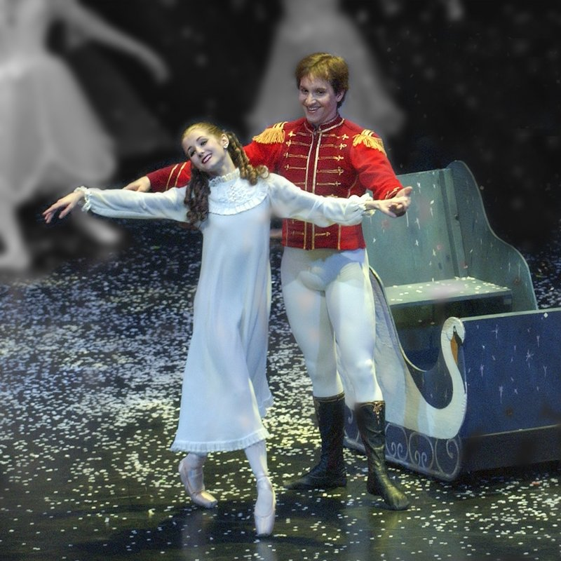 """Maine State Ballet's """"The Nutcracker"""" opens Saturday."""
