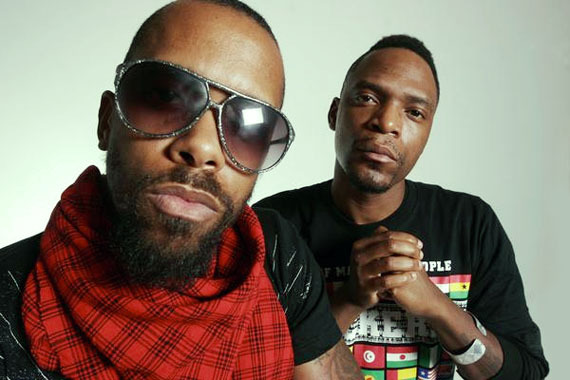 The hip-hop duo Dead Prez is at Port City Music Hall in Portland on Saturday.