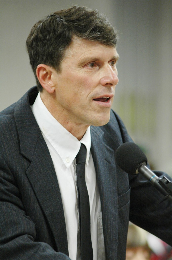George Smith, former SAM executive director