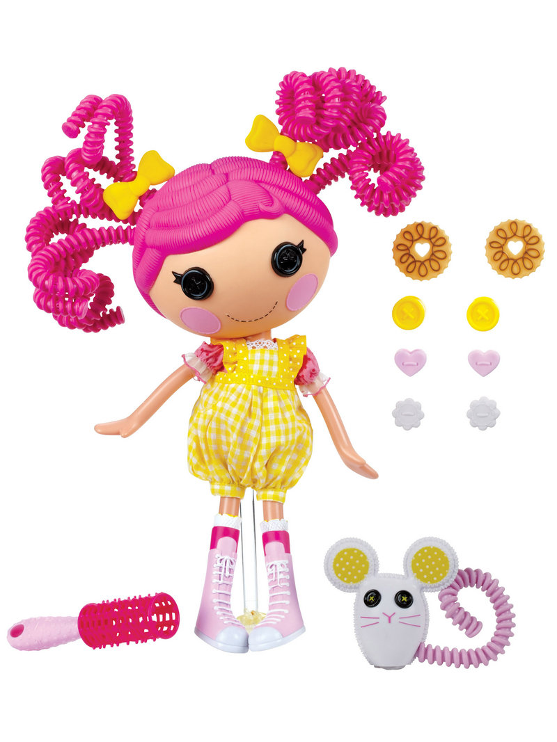 Lalaloopsy Dolls, Clothing & Accessories Liberal Lalaloopsy Dolls Bundle Some Rare And Retired Lalaloopsy
