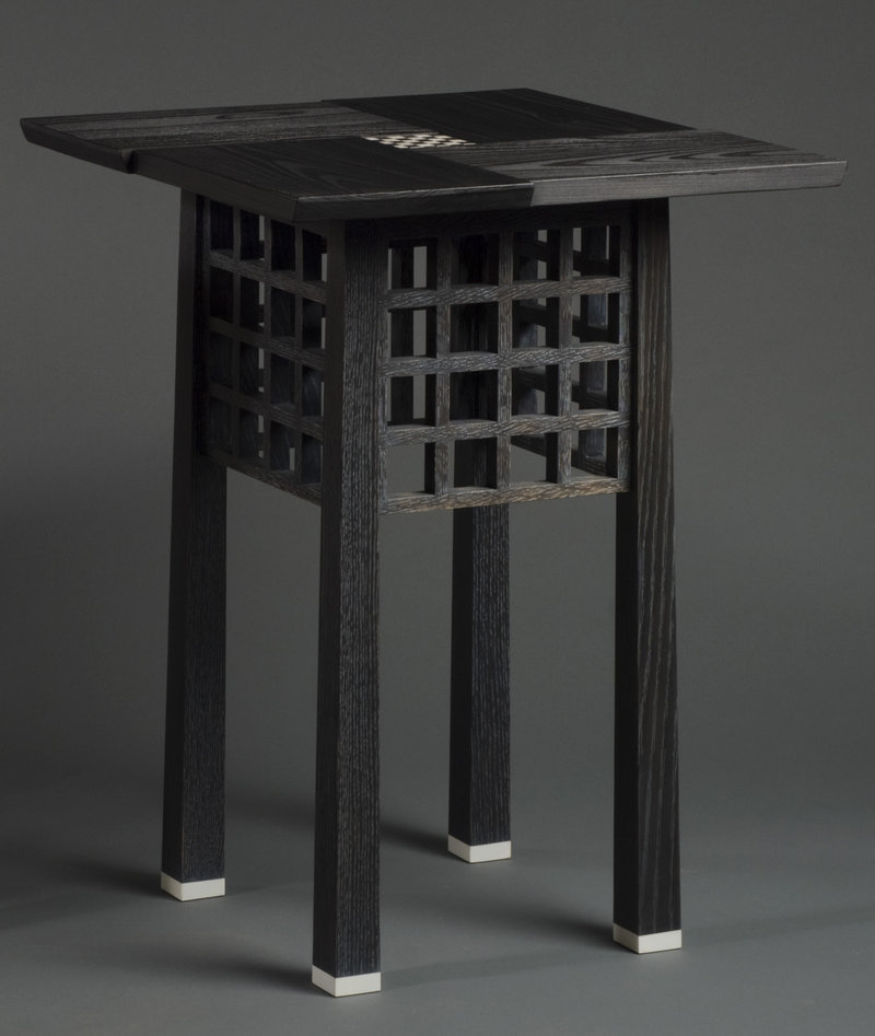 "Kevin Rodel's ""Viennese End Table"""